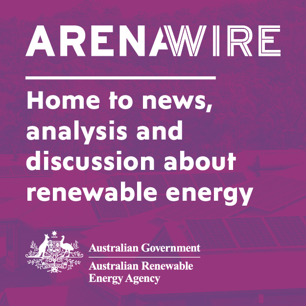 ARENA relaunches renewable energy blog ARENAWIRE