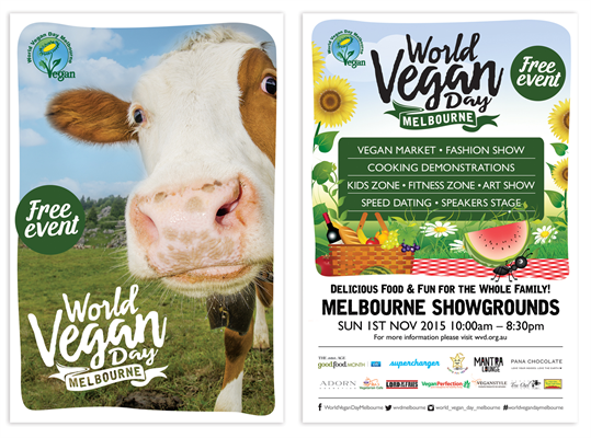 world vegan day speed dating