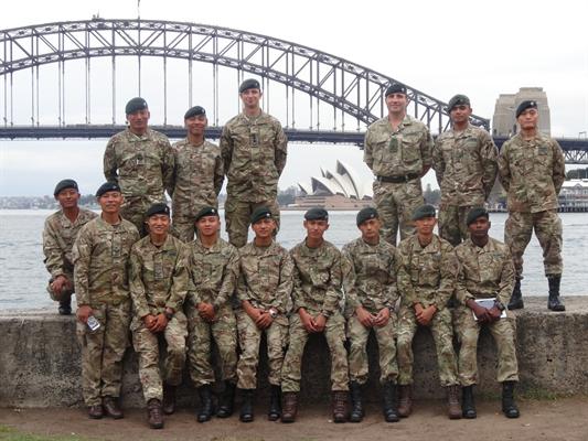 Gurkhas in Sydney 2015.jpg