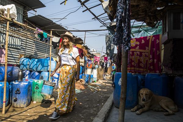 Elyse Knowles in Jai Hind Camp, Delhi.jpg