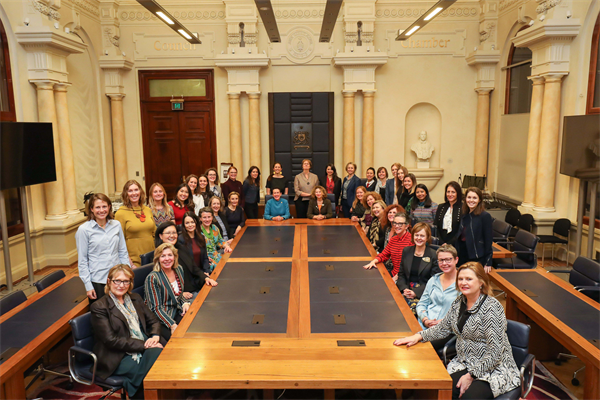 Women4Climate mentoring program - Photo credit Katherine Griffiths - City of Sydney.jpg