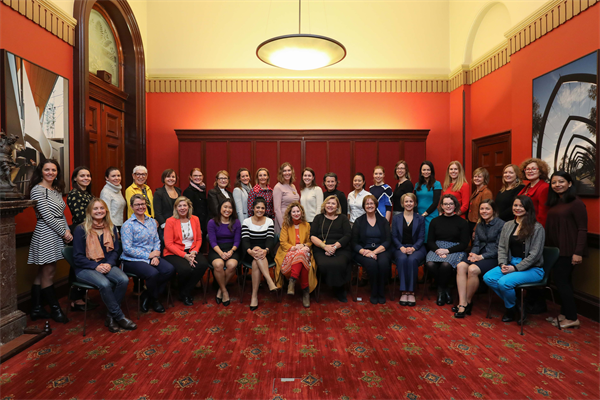 Women4Climate Sydney mentees and mentors - Credit Katherine Griffiths, City of Sydney.jpg
