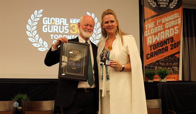 Global Gurus Rhiannon Rees with Marshall Goldsmith...jpg