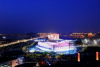 Night view of the Wuhan Sports Center.jpg