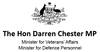 Minister for Veterans' Affairs and Minister for Defence Personnel Logo.png